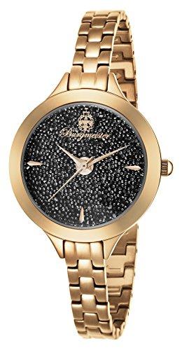 ブルゲルマイスター ドイツ高級腕時計 レディース BM536-398 Burgmeister Women's BM536-398 Analog Display Analog Quartz Rose Gold Watchブルゲルマイスター ドイツ高級腕時計 レディース BM536-398