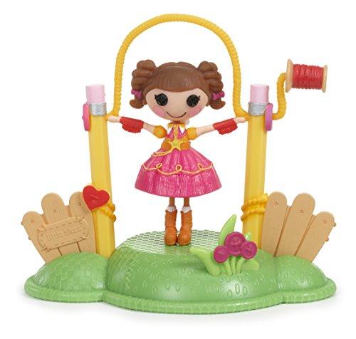 ララループシー 人形 ドール 530381 【送料無料】Mini Lalaloopsy Ready Set Play! - Jump Ropeララループシー 人形 ドール 530381