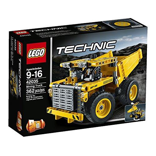 知育玩具・学習玩具, 知育パズル  6100257 LEGO Technic Mining Truck 6100257