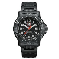 【当店1年保証】ルミノックスLuminox4200SeriesAnuBlackStainlessSteelMensWatch