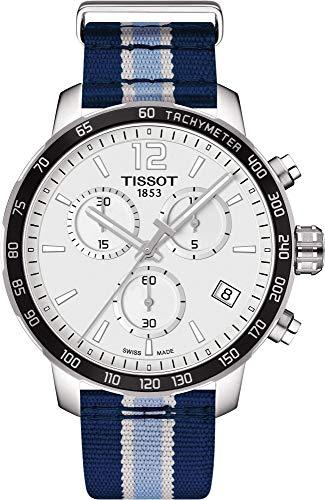 ティソ 腕時計 メンズ Tissot Quickster NBA Memphis Grizzlies Mens Watch T0954171703720ティソ 腕時計 メンズ