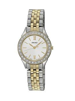 セイコー 腕時計 レディース SXGP28 Seiko 3-Hand with Swarovski® Crystals Women's watch #SXGP28セイコー 腕時計 レディース SXGP28