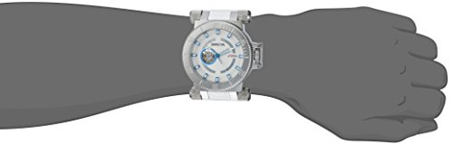 【当店1年保証】インヴィクタInvictaMen's'CoalitionForces'AutomaticStainlessSteelandLeatherCasualWatch,Col