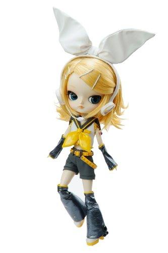 コレクション, キャラクタードール  P-128 Pullip Dal Vocaloid Rin Kagamine Figure Doll P-128
