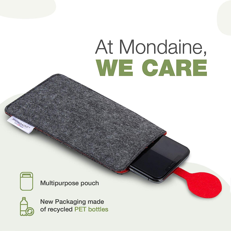 モンディーン 北欧 スイス 腕時計 レディース MSE.30210.LC Mondaine Women's 'SBB' Swiss Quartz Stainless Steel and Leather Casual Watch, Color:Red (Model: MSE.30210.LC)モンディーン 北欧 スイス 腕時計 レディース MSE.30210.LC
