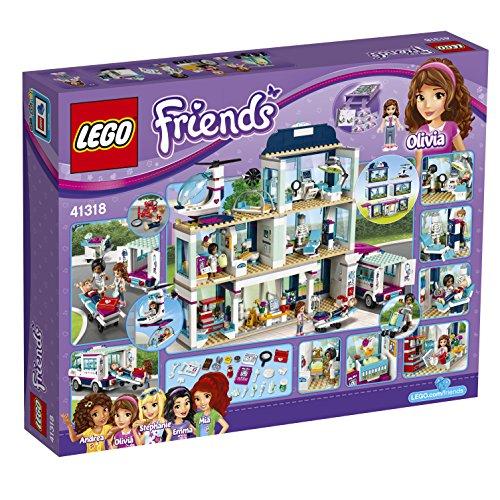 レゴ フレンズ 41318 Friends - Heartlake Hospitalレゴ フレンズ 41318