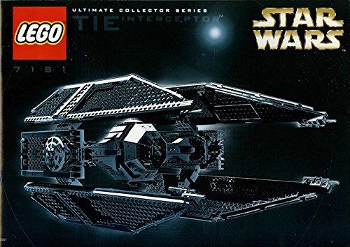 レゴ スターウォーズ 7181 Star Wars Lego TIE Interceptor Ultimate Collector Series 7181レゴ スターウォーズ 7181