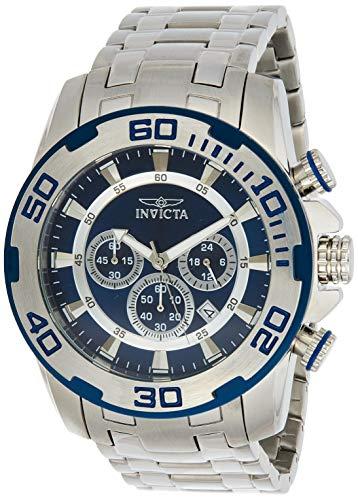 インヴィクタ インビクタ プロダイバー 腕時計 メンズ 22319 Invicta Men's 'Pro Diver' Quartz Stainless Steel Casual Watch, Color:Silver-Toned (Model: 22319)インヴィクタ インビクタ プロダイバー 腕時計 メンズ 22319