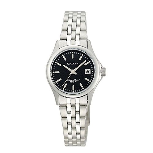 オリエント 腕時計 レディース FSZ2F001B0 Orient Women's 24mm Silver Steel Bracelet & Case Mineral Glass Watch FSZ2F001B0オリエント 腕時計 レディース FSZ2F001B0