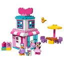 レゴ デュプロ 6174754 【送料無料】LEGO DUPLO Brand Disney Minnie Mouse Bow-Tique 10844 Building Kit (70Piece)レゴ デュプロ 6174754