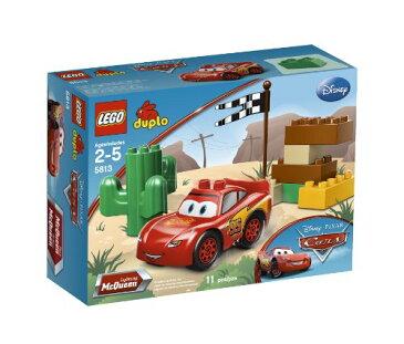 レゴ デュプロ 4567510 LEGO DUPLO Cars Lightning McQueen 5813レゴ デュプロ 4567510