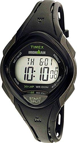 d0e9f1695e30 タイメックス 腕時計 レディース TW5M10300 Timex Women's TW5M10300 Black Polyurethane  Quartz Sport Watchタイメックス 腕時計 レディース TW5M10300 グラスバリー ...