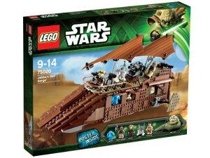 レゴ スターウォーズ 【送料無料】LEGO (LEGO) Star Wars Java sail barge? 75020レゴ スターウォーズ