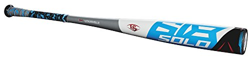 """バット ルイビルスラッガー 野球 ベースボール メジャーリーグ WTLBBS618B330 Louisville Slugger Solo 618 (-3) BBCOR Baseball Bat, 30""""/27 ozバット ルイビルスラッガー 野球 ベースボール メジャーリーグ WTLBBS618B330"""