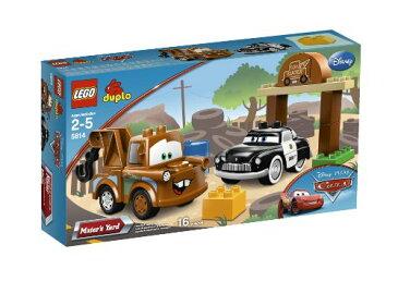 レゴ デュプロ 5814 LEGO DUPLO Cars Mater's Yard 5814レゴ デュプロ 5814