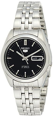 セイコー 腕時計 メンズ SNK361 Seiko Men's SNK361 Stainless Steel Analog with Black Dial Watchセイコー 腕時計 メンズ SNK361