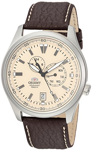 【当店1年保証】オリエントOrient Men's FET0N003Y0 Defender Multi-Eye Function Watch
