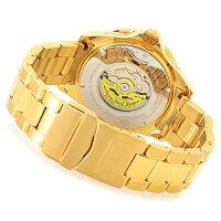 【当店1年保証】インヴィクタInvictaMen's'ProDiver'AutomaticStainlessSteelDivingWatch,Color:Gold-Toned(Mode