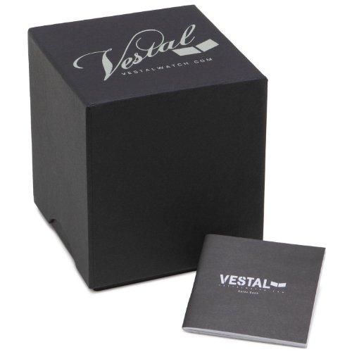 ベスタル ヴェスタル 腕時計 レディース BRG015 Vestal Brig Tide & Train Watch Hot Pink/Black, One Sizeベスタル ヴェスタル 腕時計 レディース BRG015