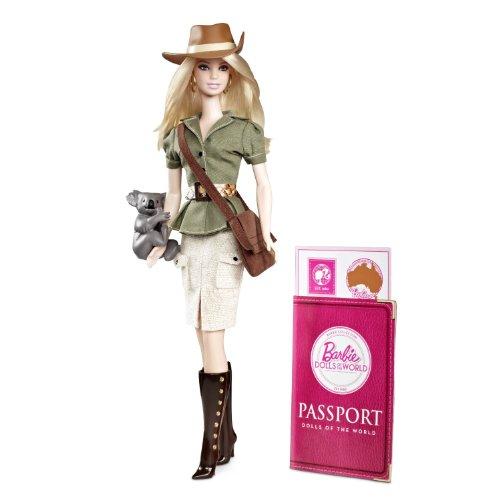 バービー バービー人形 ドールオブザワールド ドールズオブザワールド ワールドシリーズ Barbie Collector Dolls of The World Australia Dollバービー バービー人形 ドールオブザワールド ドールズオブザワールド ワールドシリーズ