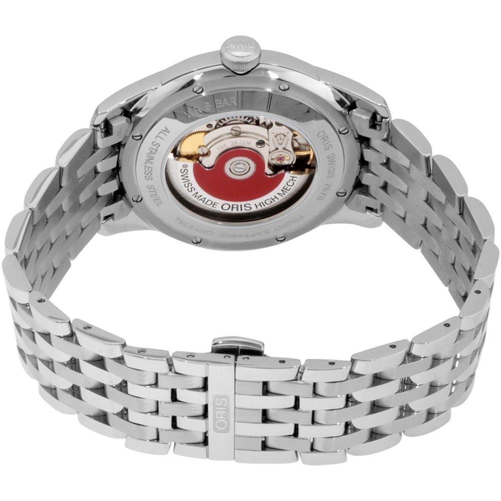 オリス 腕時計 メンズ Oris-73376704051MB_E1 Oris 73376704051MB Authentic Artelier Date Mens Watchオリス 腕時計 メンズ Oris-73376704051MB_E1