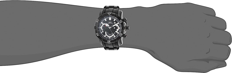 インヴィクタ インビクタ プロダイバー 腕時計 メンズ 22799 Invicta Men's Pro Diver Stainless Steel Quartz Watch with Silicone Strap, Black, 0.95 (Model: 22799インヴィクタ インビクタ プロダイバー 腕時計 メンズ 22799