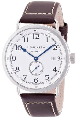 ハミルトン 腕時計 メンズ H78465553 Hamilton Khaki Pioneer Auto Brown Watch H78465553ハミルトン 腕時計 メンズ H78465553
