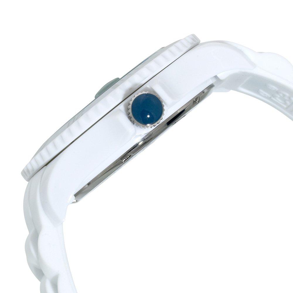 アイスウォッチ 腕時計 メンズ かわいい SIWJBS10 Ice Men's SIWJBS10 Ice-White Jeans Blue Dial with White Bracelet Watchアイスウォッチ 腕時計 メンズ かわいい SIWJBS10