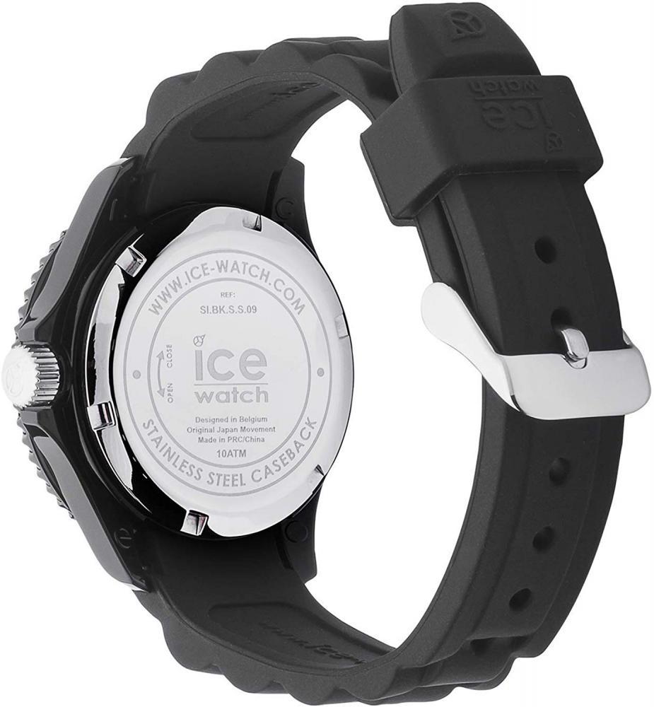 アイスウォッチ 腕時計 レディース かわいい SIBKSS09 Ice-Watch Women's SIBKSS09 Sili Collection Black Dial Watchアイスウォッチ 腕時計 レディース かわいい SIBKSS09