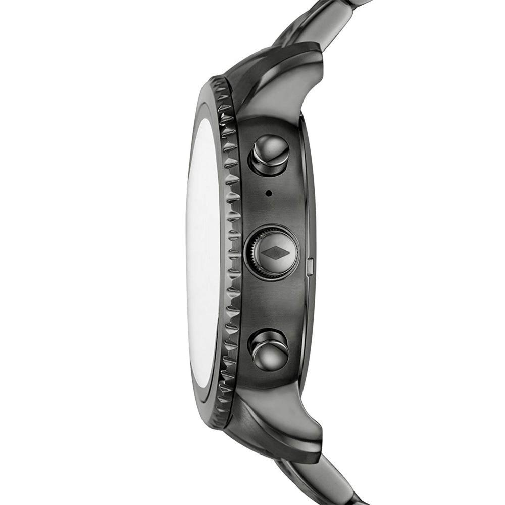フォッシル 腕時計 メンズ FTW4001 Fossil Q Gen 3 Smartwatch - Smoke Exploristフォッシル 腕時計 メンズ FTW4001
