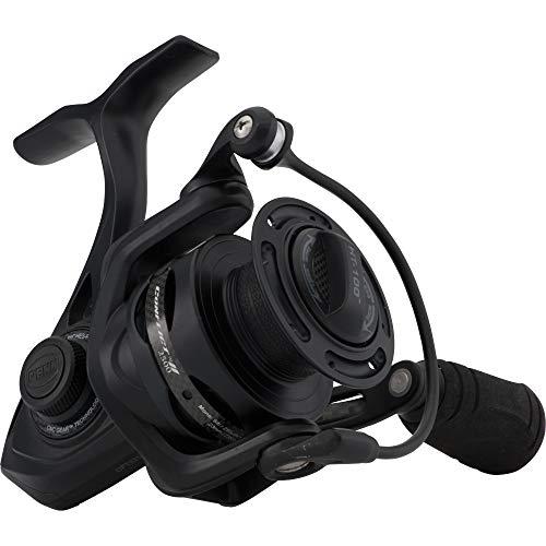 フィッシング, リール  Penn CFTII4000 Penn 1422311 Conflict II Spinning Reel, 4000 Reel Size 6.2: 1 Gear Ratio, 37 Retrieve Rate, 15 lb Max Drag, Ambidextrous Penn CFTII4000