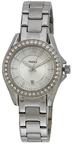 腕時計, レディース腕時計  ES2879 Fossil Womens ES2879 Riley Mini Stainless Steel Watch ES2879