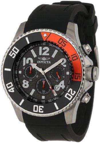 """インヴィクタ インビクタ プロダイバー 腕時計 メンズ 13727 Invicta Men's 13727 """"Pro Diver"""" Stainless Steel Watch with Black Bandインヴィクタ インビクタ プロダイバー 腕時計 メンズ 13727"""
