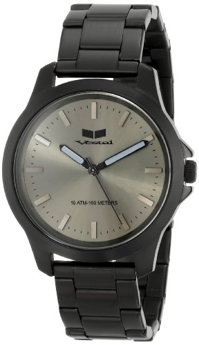 ベスタル ヴェスタル 腕時計 メンズ HEI3M02 Vestal Unisex HEI3M02 Heirloom Blackout Analog Watchベスタル ヴェスタル 腕時計 メンズ HEI3M02