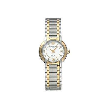腕時計 レイモンドウィル レディース スイスの高級腕時計 【送料無料】Raymond Weil Othello Two-Tone Womens Watch 2320-STG-00985腕時計 レイモンドウィル レディース スイスの高級腕時計