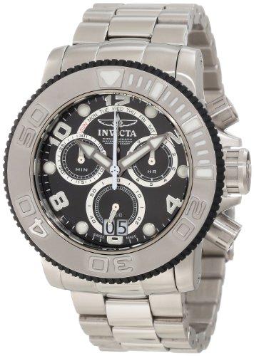 インヴィクタ インビクタ プロダイバー 腕時計 メンズ 11160 Invicta Men's 11160 Sea Hunter Pro Diver Chronograph Black Dial Watchインヴィクタ インビクタ プロダイバー 腕時計 メンズ 11160