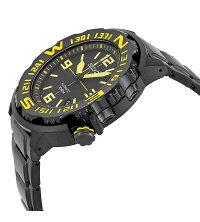 セイコー腕時計メンズSRP449K1SeikoAutomaticCompassBezelBlackIon-platedMensWatchSRP449セイコー腕時計メンズSRP449K1