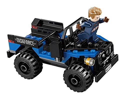 レゴ スーパーヒーローズ マーベル DCコミックス スーパーヒーローガールズ Brick Box Building Super Heroes LEGO 287 Pcs Black Panther Pursuit Toysレゴ スーパーヒーローズ マーベル DCコミックス スーパーヒーローガールズ