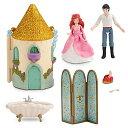 リトル・マーメイド アリエル ディズニープリンセス 人魚姫 The Little Mermaid Disney Ariel Mini Castle Play Setリトル・マーメイド アリエル ディズニープリンセス 人魚姫