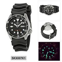 セイコー腕時計メンズSeikoDiver'sSKX007K1men'sautomaticwristwatchセイコー腕時計メンズ