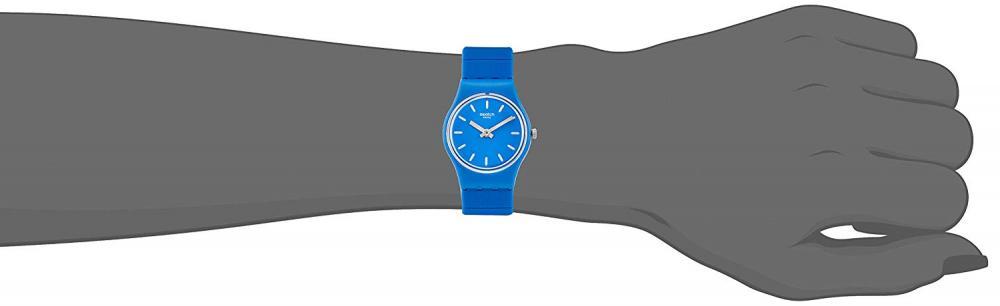 スウォッチ 腕時計 レディース LN155A Swatch Women's Flexiblu LN155A Blue Silicone Swiss Parts Quartz Fashion Watchスウォッチ 腕時計 レディース LN155A