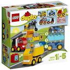 レゴ デュプロ LEGO DUPLO 10816: My First Cars and Trucks Mixed by LEGOレゴ デュプロ