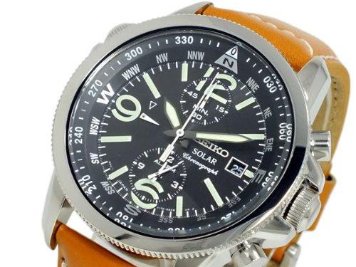セイコー 腕時計 メンズ Seiko Men Solar Chronograph Classic Watch SSC081P1セイコー 腕時計 メンズ