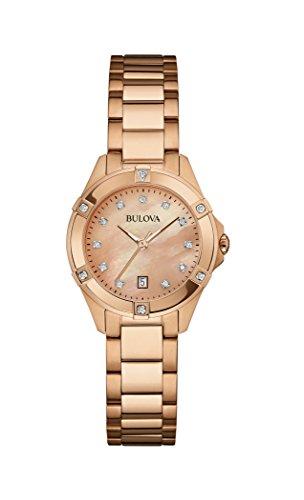 ブローバ 腕時計 レディース 97W101 97W101 Bulova Wristwatchブローバ 腕時計 レディース 97W101