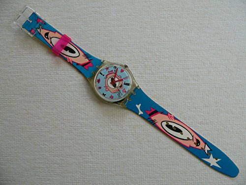 【当店1年保証】スウォッチ1991 Swatch Watch GULP GK139 Designed by MASSIMO GIACON