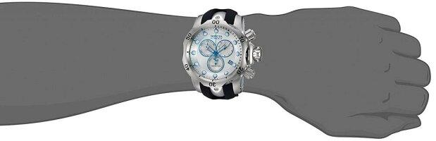 インヴィクタインビクタリザーブ腕時計メンズ24724InvictaMen's'Connection'QuartzStainlessSteelandPolyurethaneCasualWatch,Color:TwoTone(Model:24724)インヴィクタインビクタリザーブ腕時計メンズ24724