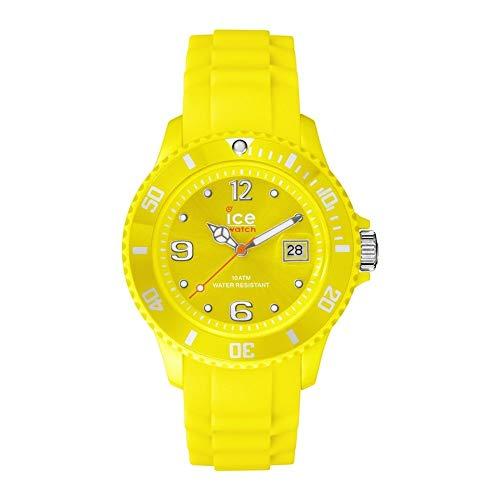 アイスウォッチ 腕時計 メンズ かわいい Ice Forever Ice-Watch SI.NYW.S.S.14 Ice-Forever Trendy Neon Yellow Small Watchアイスウォッチ 腕時計 メンズ かわいい Ice Forever