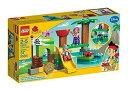 レゴ デュプロ 10513 Game / Play LEGO 10513 Never Land Hideout, Accessories include a gold doubloon and Tiki and flag Toy / Child / Kidレゴ デュプロ 10513