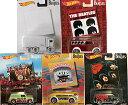 ホットウィール マテル ミニカー ホットウイール DLB45 Hot Wheels Pop Culture The Beatles, Premium Adult Collectible Diecast Cars, Set of 5ホットウィール マテル ミニカー ホットウイール DLB45