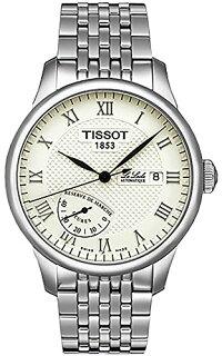 ティソ腕時計メンズTissotLeLocle39mmMen'sWatchT006.424.11.263.00ティソ腕時計メンズ